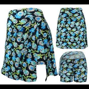 Women's Lightweight Skort Performance Tennis Skirt